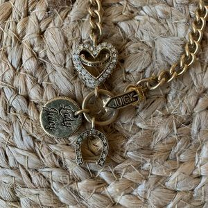 Juicy charm necklace